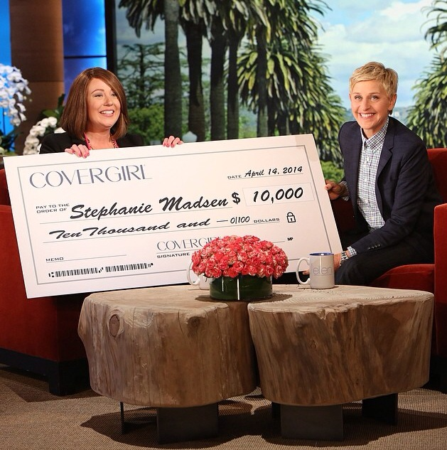 Copyright: The Ellen DeGeneres Show